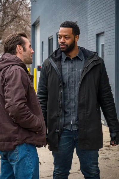 Atwater and Doyle  - Chicago PD Season 7 Episode 20