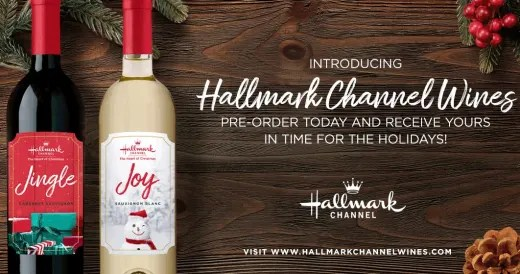 Hallmark Wines Announcement