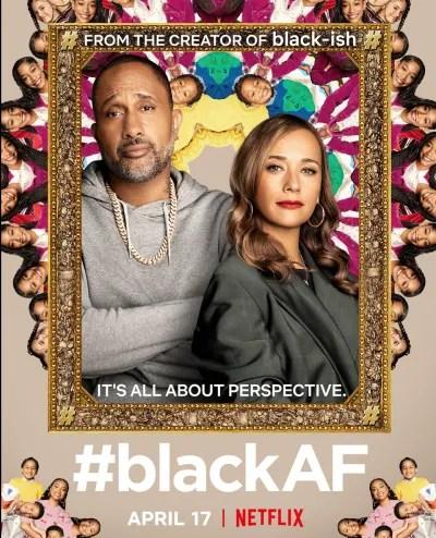 BlackAF Poster