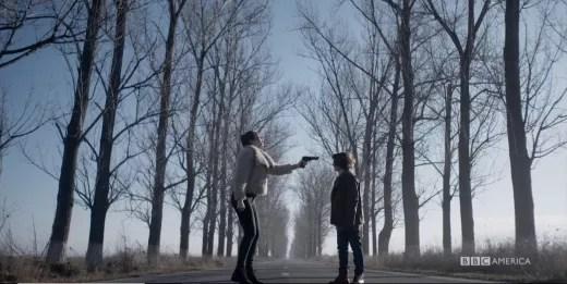 Irina Gets the Better of Villanelle - Killing Eve Season 1 Episode 8