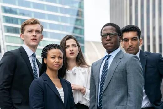 The Five Graduates - Industry Season 1 Episode 1