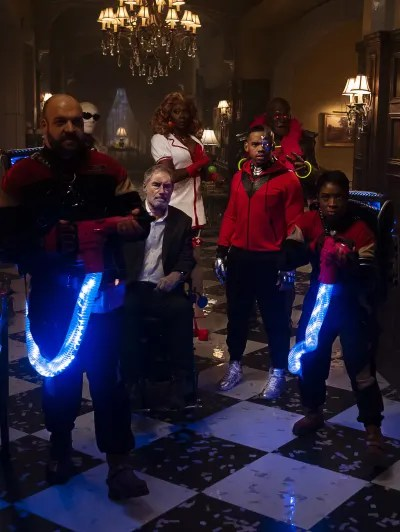 SeX-Men Join Patrol - Doom Patrol Season 2 Episode 4
