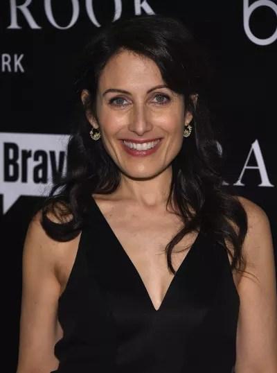 Lisa Edelstein Attends Bravo Event