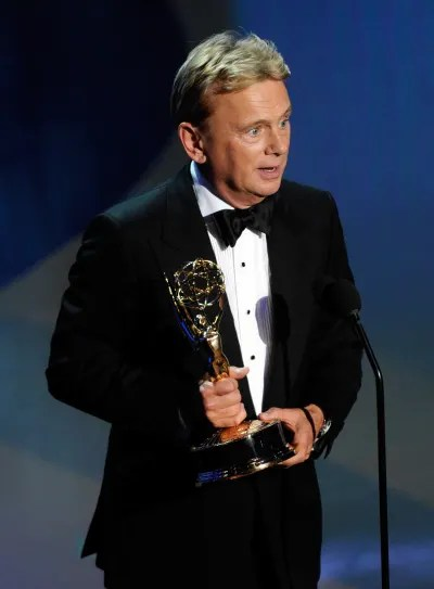 Pat Sajak Attends 38th Daytime Emmys