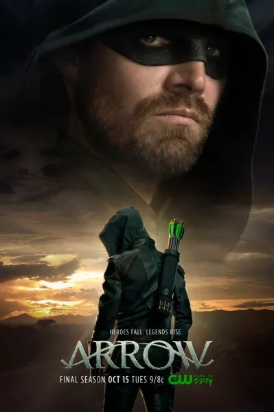 Arrow Final Season Poster