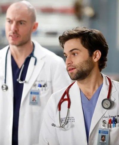 Boyfriend Blues - tall  - Grey's Anatomy Season 16 Episode 14