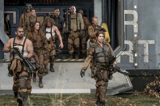 A Few New Faces - The 100