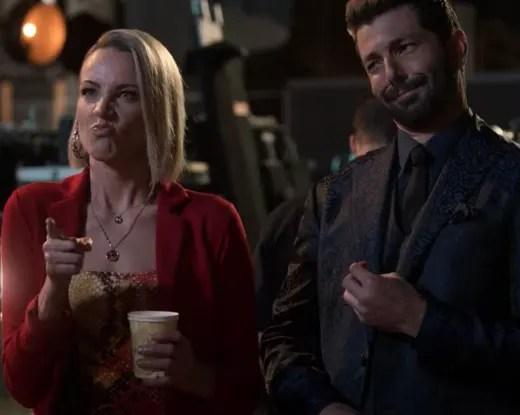 Diablo and Dancer - Lucifer Season 5 Episode 3