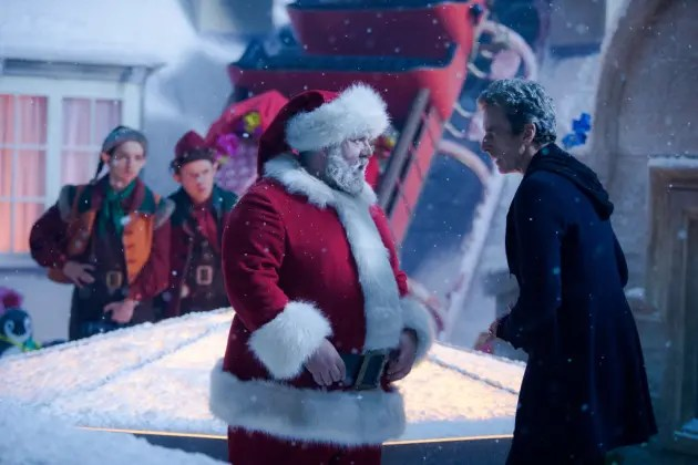 Doctor Who Season 8 Episode 13 Last Christmas Quotes