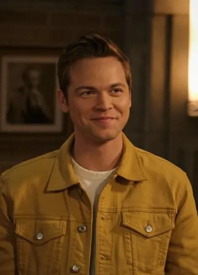 Jack Smiles - Supernatural Season 15 Episode 17