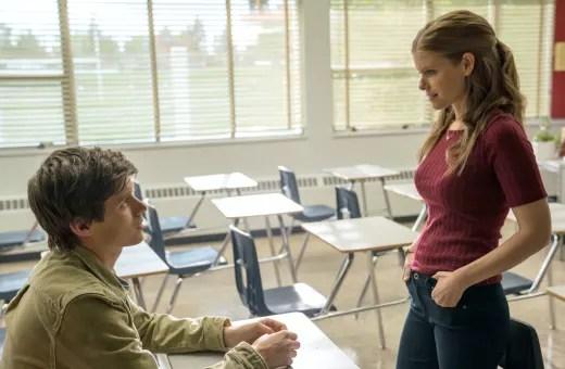 Claire and Eric talk - A Teacher Season 1 Episode 4