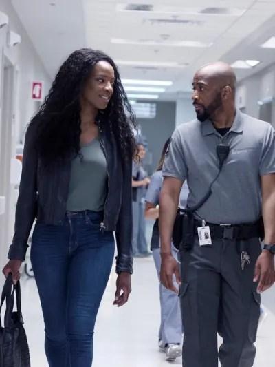 June and Lou Off Duty - Transplant Season 1 Episode 3