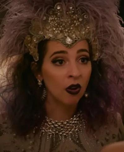 Gabbie Hanna as The Vaudevillian
