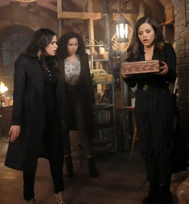 Image result for charmed 2018 gif