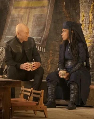 Picard and Zani - Star Trek: Picard Season 1 Episode 4