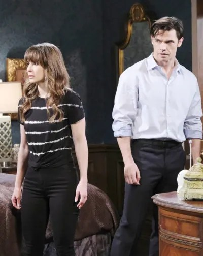 (TALL) Dealing with Eric - Days of Our Lives