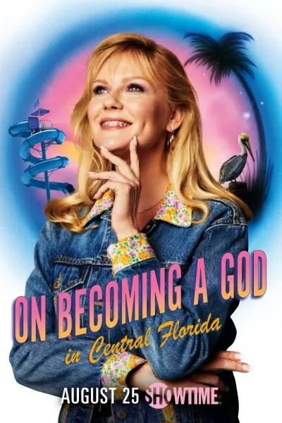 On Becoming a God Poster