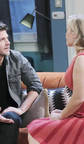 Eric Gives Sami Advice/Tall - Days of Our Lives