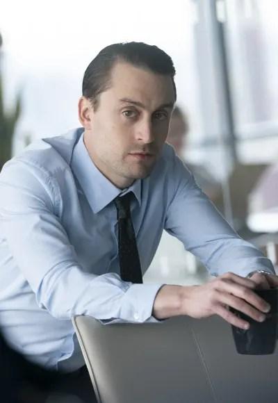 Roman at the Office - Succession Season 2 Episode 2