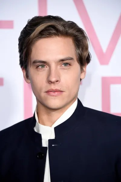 Dylan Sprouse Attends Five Feet Apart Premiere
