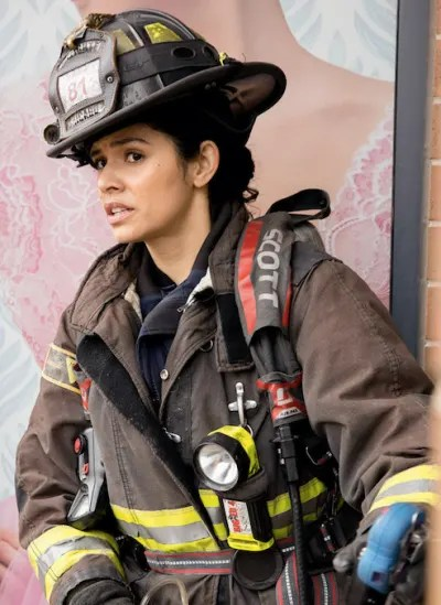 Kidd - Chicago Fire Season 8 Episode 14