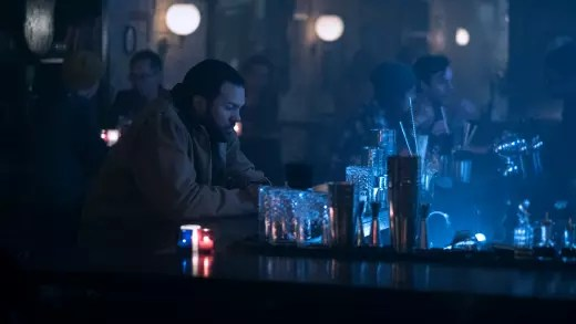 Losing Himself in Booze - The Handmaid's Tale Season 2 Episode 9