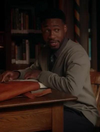 Hamish introduction - The Magicians Season 5 Episode 7