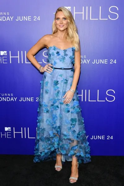 Stephanie Pratt Promotes The Hills