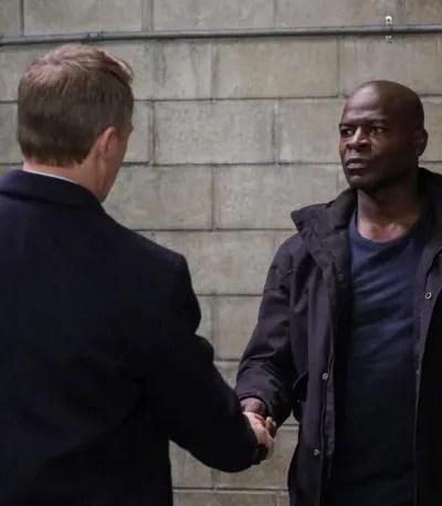 Teaming Up - The Blacklist Season 8 Episode 2