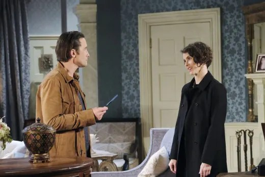 Sarah Tries Again - Days of Our Lives