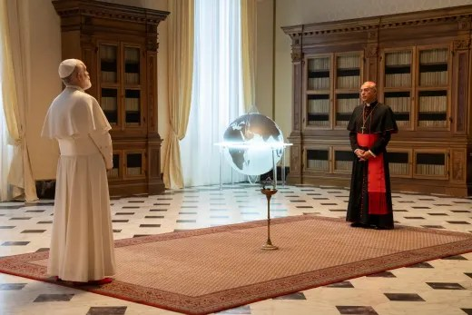 At Odds - The New Pope Season 1 Episode 4