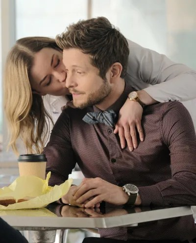 CoNic is Inevitable - Tall  - The Resident Season 3 Episode 10