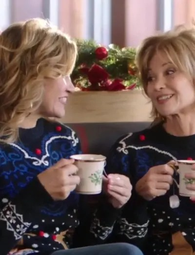 Same Sweater - Christmas Reservations