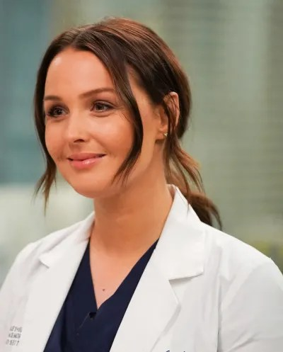 Jo's Despair - Tall  - Grey's Anatomy Season 16 Episode 14