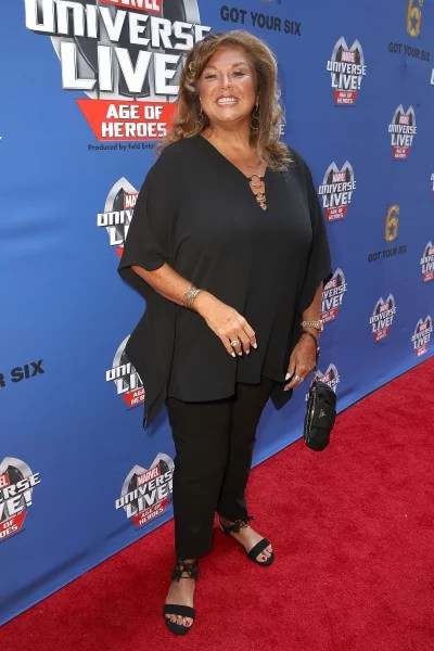 Abby Lee Miller Attends Event