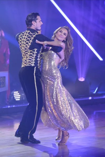 Chrishell Stause on the Premiere - Dancing With the Stars Season 29 Episode 1