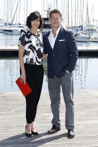 James Denton and Catherine Bell Publicity