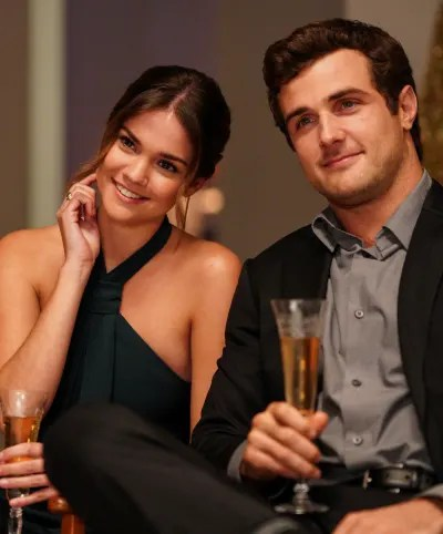 Engaging Couple - Tall  - Good Trouble Season 2 Episode 9