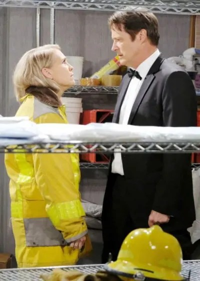(TALL) Role Reversal - Days of Our Lives