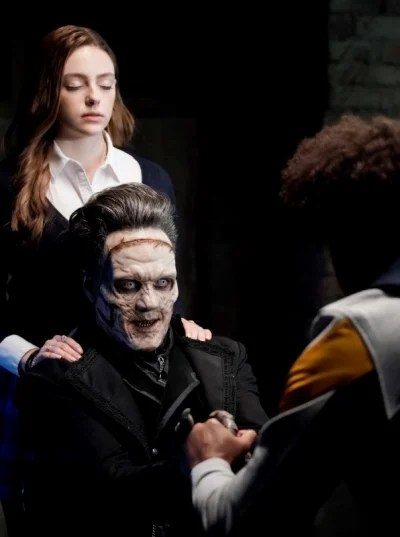 Hope is Over the Necromancer - Tall - Legacies Season 1 Episode 7