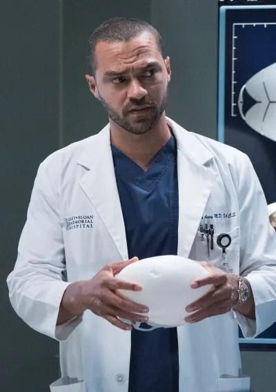 Brain on the Mind - Tall  - Grey's Anatomy Season 16 Episode 4