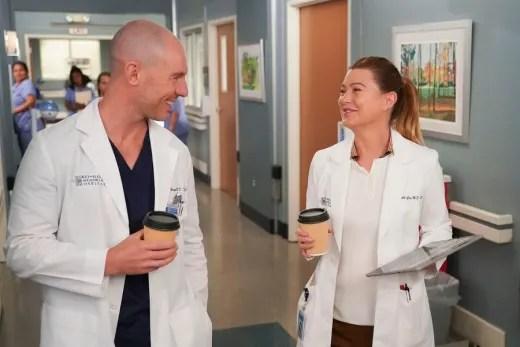 A Decision to Make - Grey's Anatomy