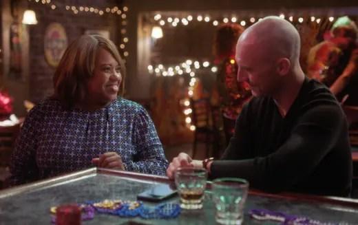 Hayes Bonds with Bailey  - Grey's Anatomy Season 18 Episode 1
