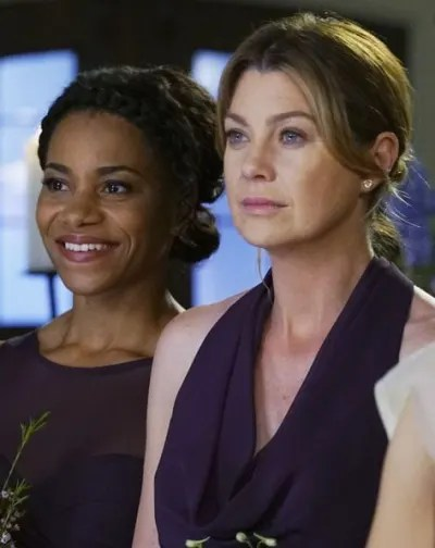 Maggie and Meredith - Grey's Anatomy