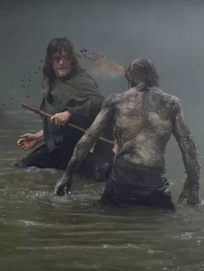Swamp Walkers - The Walking Dead Season 9 Episode 6