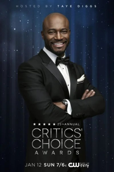 Critics Choice 2020 Poster