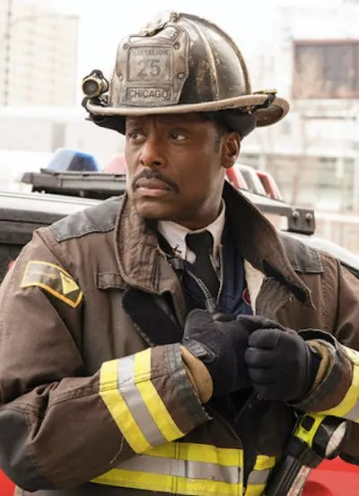 Chief - Chicago Fire Season 8 Episode 14