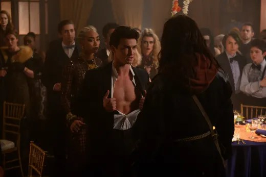 Nick's Abs - Chilling Adventures of Sabrina