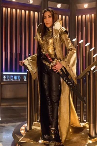 Emperor Georgiou - Star Trek: Discovery Season 1 Episode 12