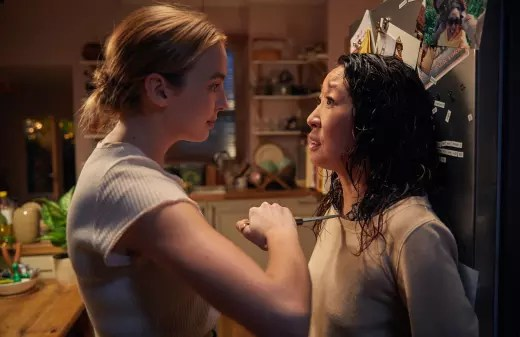 Culmination Kitchen - Killing Eve Season 1 Episode 5